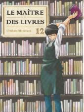 Le maître des livres (Toshokan no Aruji)  -12- Tome 12
