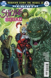Suicide Squad (2016) -11- Burning Down The House, Part One