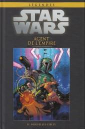 Star Wars - Légendes - La Collection (Hachette) -4344- Agent de l'Empire - II. Nouvelles cibles