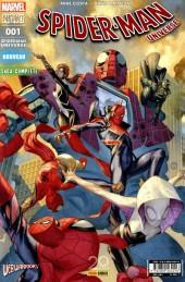 Spider-Man Universe (Marvel France 3e série) -1- Méli-mélo de mondes