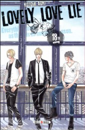 Lovely love lie -18- Tome 18