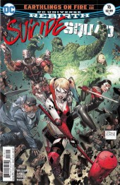 Suicide Squad (2016) -16- Earthlings On Fire, Part One