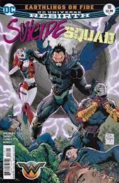 Suicide Squad (2016) -18- Earthlings On Fire, Part Three