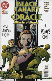 Black Canary/Oracle: Birds of Prey -1- One Man's Hell