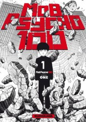 Mob Psycho 100 -1- Tome 1
