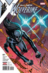 All-New Wolverine (2016) -21- Immune: Part 3 of 3