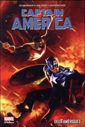 Captain America (Marvel Deluxe - 2011) -7- Deux Amériques
