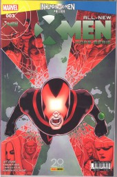 All-New X-Men -HS03- Mort sous X