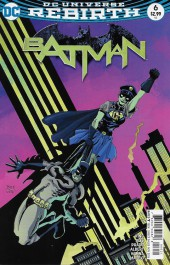 Batman (DC Comics - 2016) -6A- I am Gotham, Epilogue