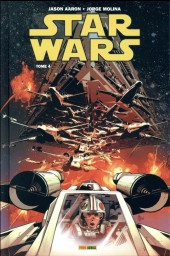 Star Wars (Panini Comics - 100% Star Wars) -4- Le Dernier Vol du Harbinger