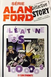 Alan Ford (Coffre à BD) -15- Il était une fois... 100 000 $