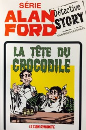 Alan Ford (Coffre à BD) -20- La tete du crocodile