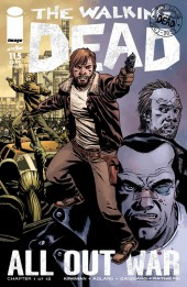 Walking Dead (The) (2003) -115- All Out War (Chapter 1 of 12)