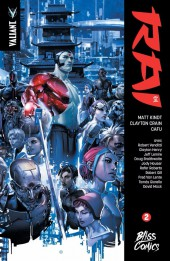 Rai (Bliss Comics - 2014) -2A- Second cycle : 4001 A.D.