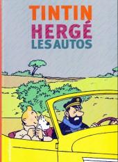 (AUT) Hergé -35a16- Tintin - hergé - les autos