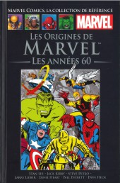 Marvel Comics - La collection (Hachette) -8773- Les Origines de Marvel - Les Années 60