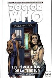 Doctor Who - Les nouvelles aventures du dixième docteur -1ES- Les révolutions de la terreur
