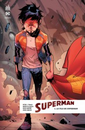 Superman Rebirth -1- Le Fils de Superman