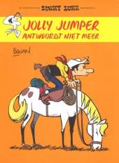 Lucky Luke (vu par...) -2Flamand- Jolly Jumper antwoordt niet meer