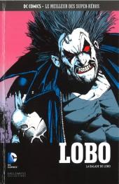 DC Comics - Le Meilleur des Super-Héros -48- Lobo - La Balade de Lobo