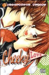 Cheeky love -3- Tome 3