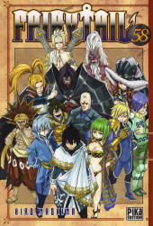 Fairy Tail -58- Tome 58