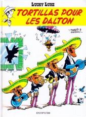 Lucky Luke -31htv17- Tortillas pour les dalton