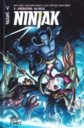 Ninjak -3- Opération : au-delà