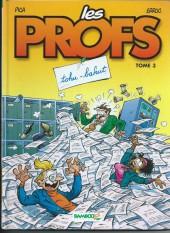 Les profs -3a2004- Tohu-bahut