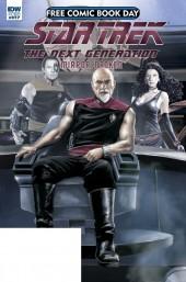 Free Comic Book Day 2017 - Star Trek: The Next Generation: Mirror Broken
