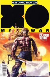 Free Comic Book Day 2017 - Valiant: X-O Manowar 2017 FCBD Special