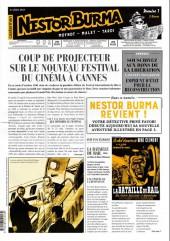 Nestor Burma (Feuilleton) -7- L'homme au sang bleu - Numéro 1
