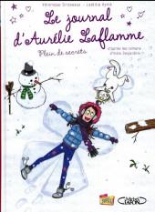 Le journal d'Aurélie Laflamme -4- Plein de secrets
