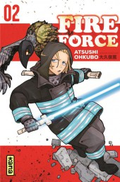 Fire Force -2- Tome 2