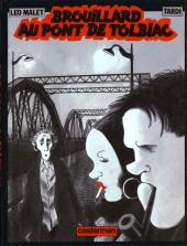 Nestor Burma -1b1992- Brouillard au pont de Tolbiac