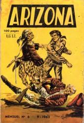 Arizona -6- Ricky Jaguar - L'amulette mortelle