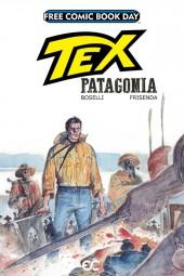 Free Comic Book Day 2017 - Tex: Patagonia