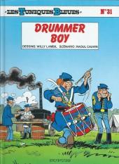 Les tuniques Bleues -31b00- Drummer Boy