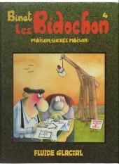 Les bidochon -4a1989- Maison, sucrée maison