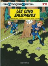Les tuniques Bleues -21a2005- Les cinq salopards