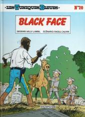 Les tuniques Bleues -20b2005- Black Face