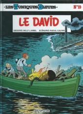 Les tuniques Bleues -19d04- Le David