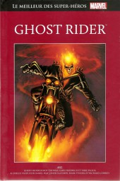 Marvel Comics : Le meilleur des Super-Héros - La collection (Hachette) -38- Ghost Rider