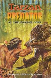 Tarzan (Edgar Rice Burroughs') - Tarzan Versus Predator - At the earth's core