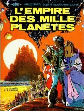 Valérian -2c1983- L'empire des milles planètes