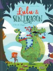Lulu et son dragon