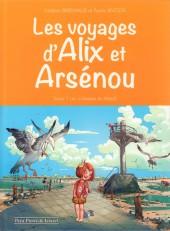 Alix et Arsenou (Les voyages d') -1- Les richesses du littoral