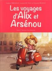 Alix et Arsenou (Les voyages d') -2- Secrets d'architecture