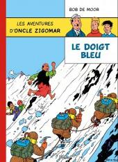 Oncle Zigomar (Les aventures d') -7- Le doigt bleu