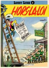 Lucky Luke -6d89- Hors-la-loi